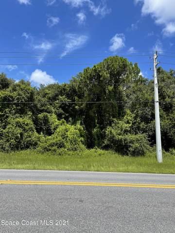 1314 Eldron Boulevard SE, Palm Bay, FL 32909 (MLS #910624) :: Blue Marlin Real Estate