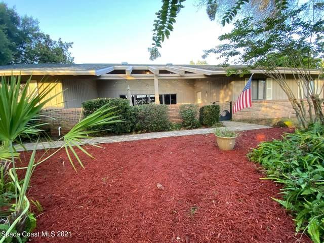 1045 Club House Boulevard, New Smyrna Beach, FL 32168 (MLS #910625) :: Engel & Voelkers Melbourne Central