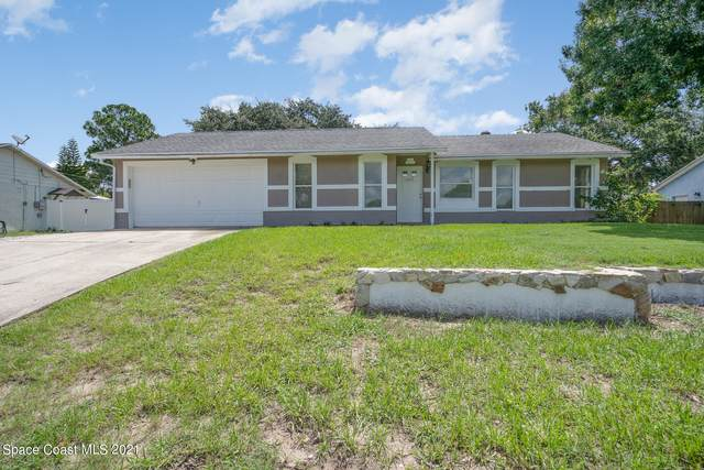 6465 Orchid Avenue, Cocoa, FL 32927 (MLS #910635) :: Engel & Voelkers Melbourne Central