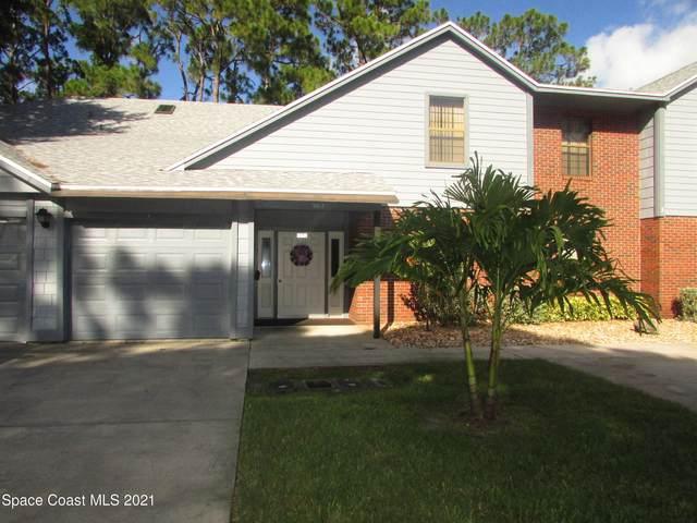 9012 Brighton Court 3B, West Melbourne, FL 32904 (MLS #910637) :: Blue Marlin Real Estate