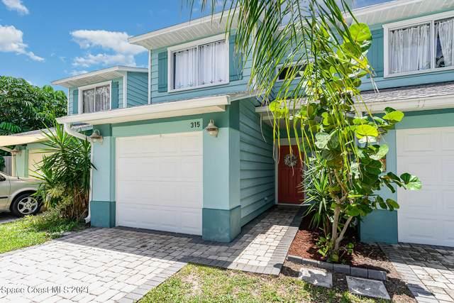 315 Jefferson Avenue, Cape Canaveral, FL 32920 (MLS #910639) :: Vacasa Real Estate