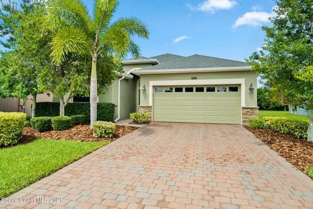 6024 Trieda Drive, Melbourne, FL 32940 (MLS #910640) :: Blue Marlin Real Estate