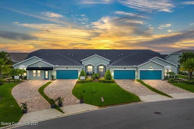 7994 Loren Cove Drive, Melbourne, FL 32940 (MLS #910642) :: Blue Marlin Real Estate