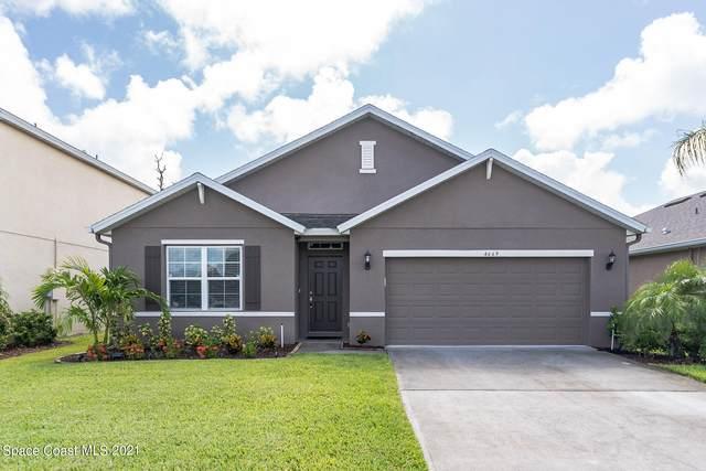 4669 Amaca Bay Lane, Melbourne, FL 32935 (MLS #910648) :: Blue Marlin Real Estate