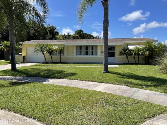 2175 Emerald Court, Merritt Island, FL 32953 (MLS #910651) :: Blue Marlin Real Estate