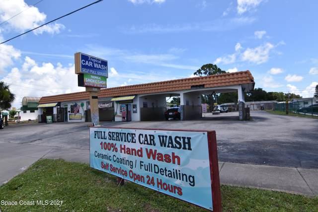 226 S Courtenay Parkway, Merritt Island, FL 32952 (MLS #910664) :: Keller Williams Realty Brevard