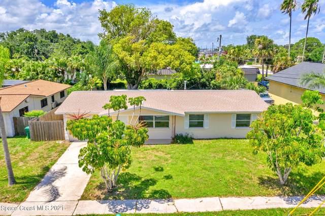 10 Mark Avenue, Merritt Island, FL 32952 (MLS #910676) :: Premium Properties Real Estate Services