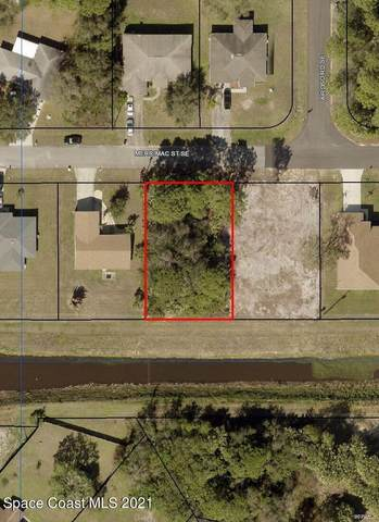 630 Merrimac Street SE, Palm Bay, FL 32909 (MLS #910697) :: Premium Properties Real Estate Services