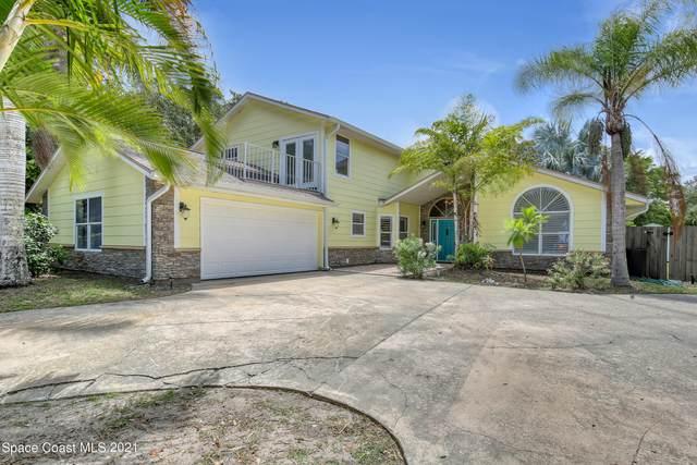 1685 S Banana River Drive, Merritt Island, FL 32952 (#910712) :: The Reynolds Team   Compass