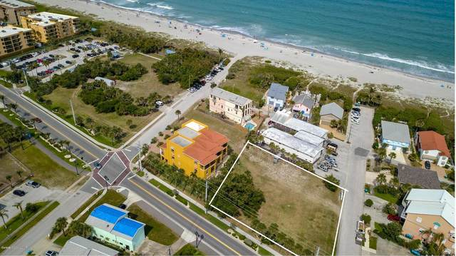 0 Adams Avenue #0, Cape Canaveral, FL 32920 (MLS #910721) :: Engel & Voelkers Melbourne Central