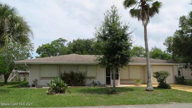 1287 Mariposa Drive NE, Palm Bay, FL 32905 (MLS #910736) :: Blue Marlin Real Estate