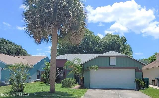 1736 Clover Circle, Melbourne, FL 32935 (MLS #910738) :: Blue Marlin Real Estate