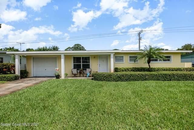 420 Norwood Street, Merritt Island, FL 32953 (MLS #910743) :: Premium Properties Real Estate Services