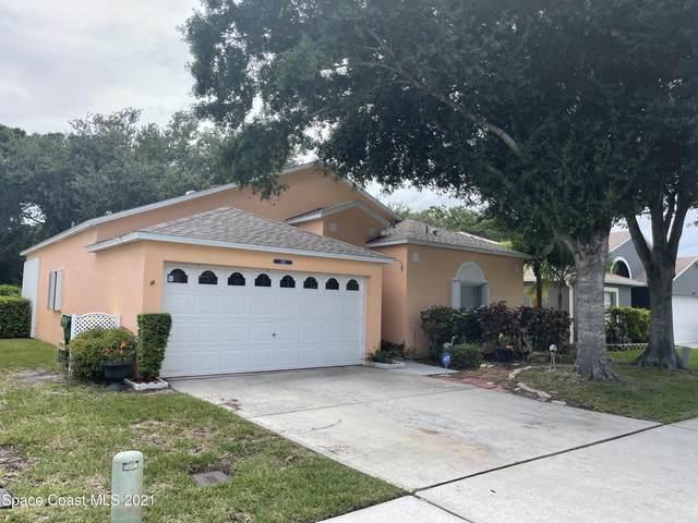 869 Villa Drive, Melbourne, FL 32940 (MLS #910766) :: Blue Marlin Real Estate