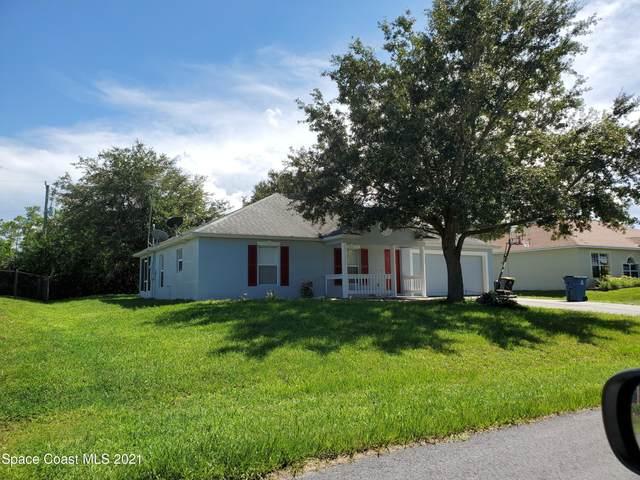 1318 Tordira Street SE, Palm Bay, FL 32909 (MLS #910769) :: Blue Marlin Real Estate