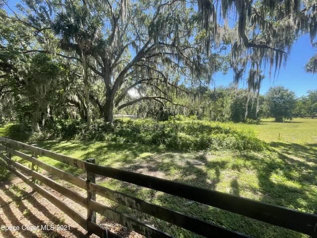 0 Turtle Mound Road, Melbourne, FL 32934 (MLS #910784) :: Keller Williams Realty Brevard