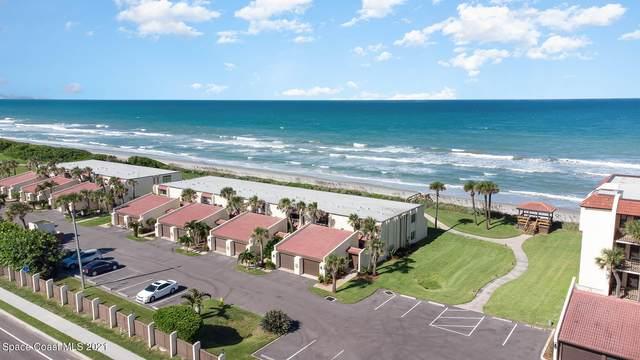 133 Highway A1a #133, Satellite Beach, FL 32937 (MLS #910793) :: Blue Marlin Real Estate