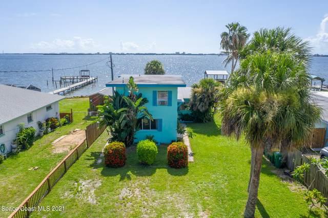 1490 S Banana River Drive, Merritt Island, FL 32952 (#910813) :: The Reynolds Team   Compass