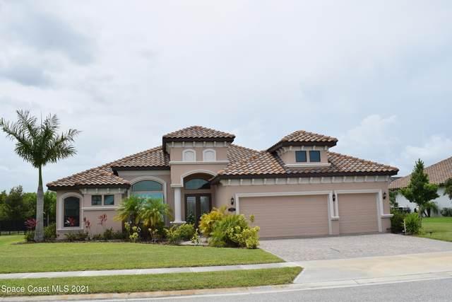 3421 Durksly Drive, Melbourne, FL 32940 (MLS #910816) :: Blue Marlin Real Estate