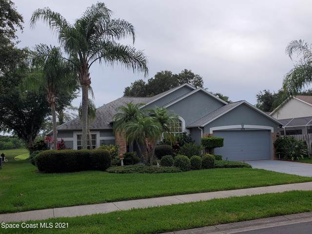 2170 Hedgerow Drive, Merritt Island, FL 32953 (MLS #910817) :: Keller Williams Realty Brevard
