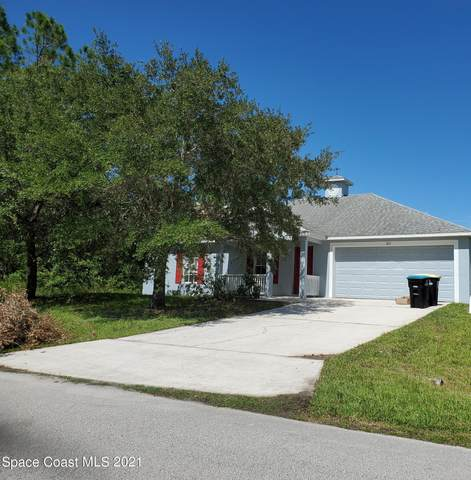 871 Airport Avenue SE, Palm Bay, FL 32909 (MLS #910821) :: Premium Properties Real Estate Services