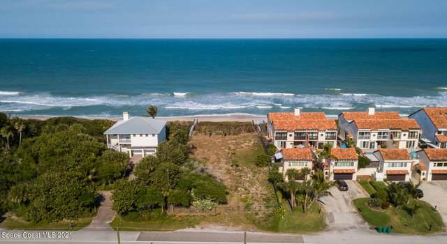 9351 S Highway A1a, Melbourne Beach, FL 32951 (MLS #910826) :: Keller Williams Realty Brevard