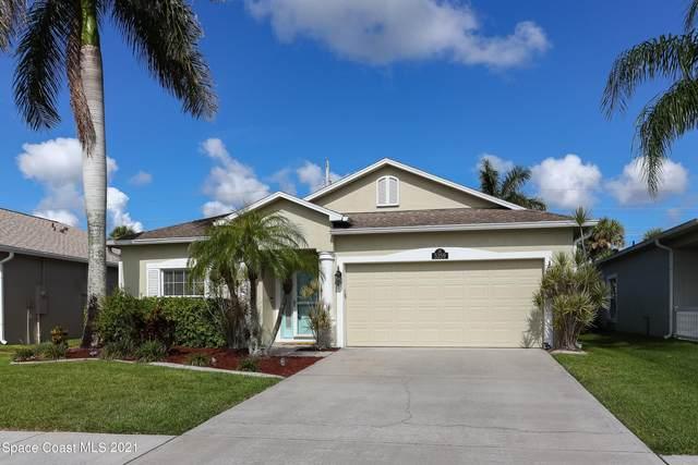 5359 Duskywing Drive, Rockledge, FL 32955 (MLS #910838) :: Blue Marlin Real Estate
