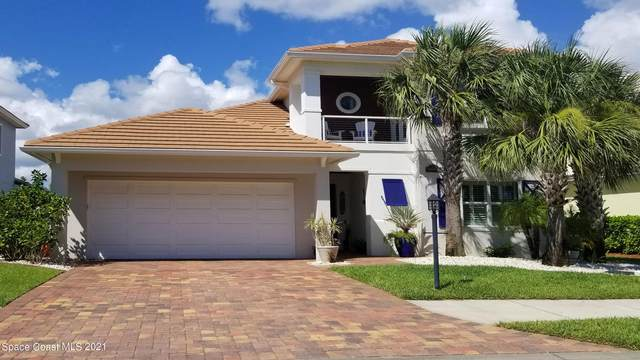 7777 Kiawah Way, Melbourne Beach, FL 32951 (MLS #910851) :: Blue Marlin Real Estate