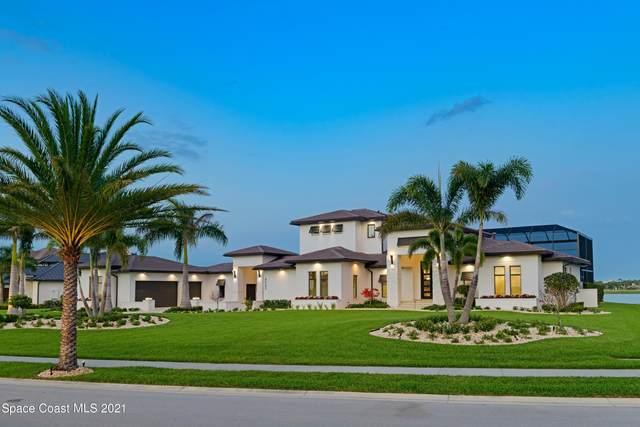 4543 Milost Drive, Rockledge, FL 32955 (MLS #910854) :: Blue Marlin Real Estate