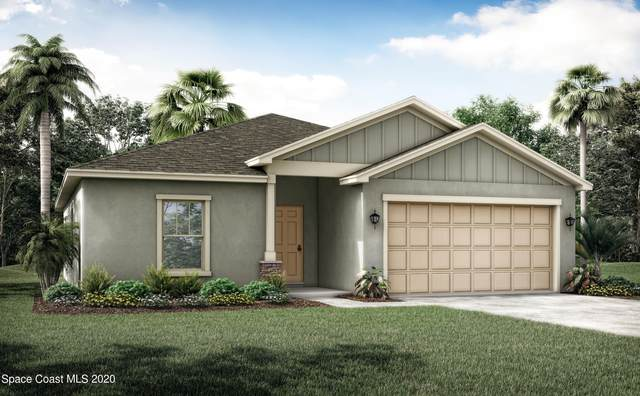 358 San Filippo Drive SE, Palm Bay, FL 32909 (MLS #910864) :: Premium Properties Real Estate Services