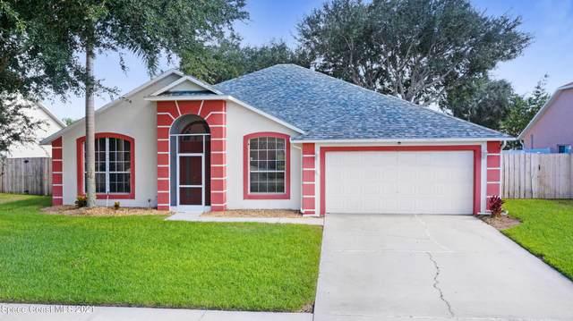 1017 Pelican Lane, Rockledge, FL 32955 (MLS #910868) :: Premium Properties Real Estate Services