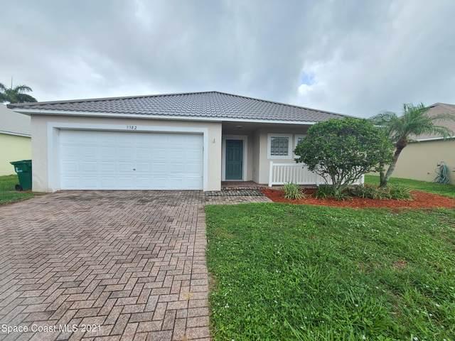 3382 Tipperary Drive, Merritt Island, FL 32953 (MLS #910905) :: Blue Marlin Real Estate