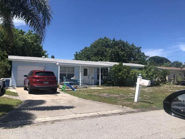 187 Hedgegrove Avenue, Satellite Beach, FL 32937 (MLS #910911) :: Keller Williams Realty Brevard
