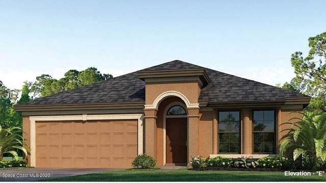 299 Wiregrass Avenue, West Melbourne, FL 32904 (MLS #910912) :: Blue Marlin Real Estate