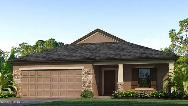 4696 Broomsedge Circle, West Melbourne, FL 32904 (MLS #910913) :: Blue Marlin Real Estate