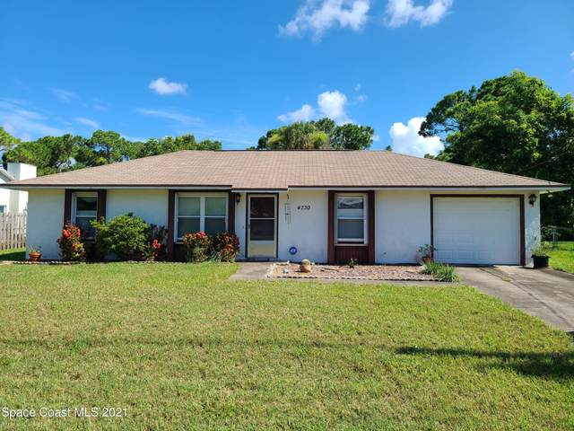 4730 Greenhill Street, Cocoa, FL 32927 (MLS #910916) :: Engel & Voelkers Melbourne Central
