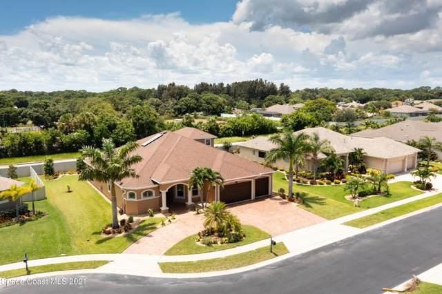 1510 Marcello Drive, Melbourne, FL 32934 (MLS #910920) :: Premium Properties Real Estate Services