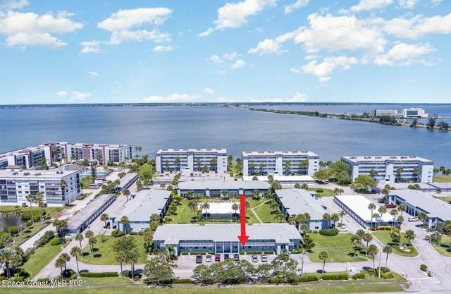 3799 S Banana River Boulevard #507, Cocoa Beach, FL 32931 (#910936) :: The Reynolds Team | Compass