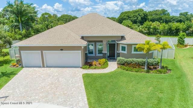 1500 Marcello Drive, Melbourne, FL 32934 (MLS #910953) :: Premium Properties Real Estate Services