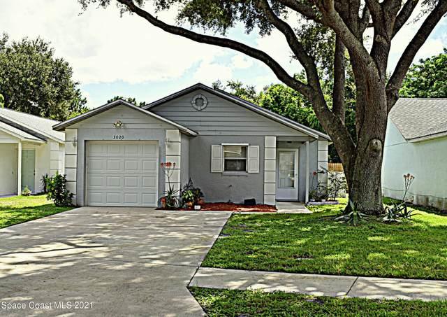 3020 Winchester Drive, Cocoa, FL 32926 (MLS #910956) :: Keller Williams Realty Brevard