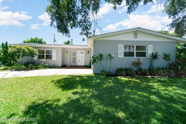 332 Apollo Drive, Satellite Beach, FL 32937 (MLS #910958) :: Blue Marlin Real Estate