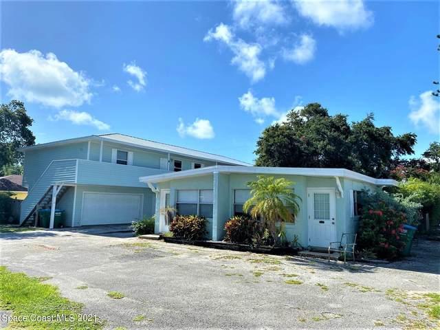 205 Monroe Avenue, Cape Canaveral, FL 32920 (MLS #910961) :: Keller Williams Realty Brevard