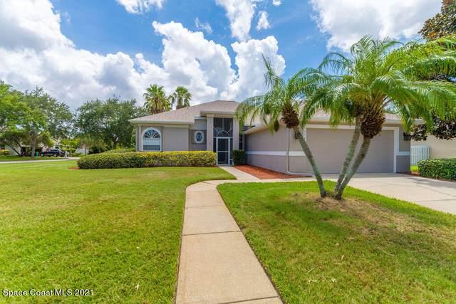 779 Thrasher Drive, Rockledge, FL 32955 (MLS #910965) :: Blue Marlin Real Estate
