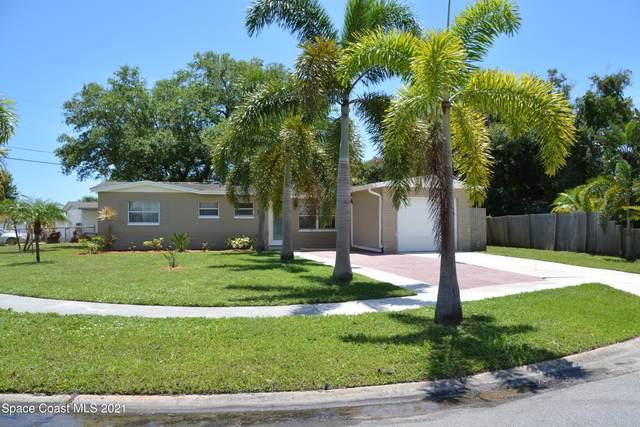 75 Melbourne Avenue, Merritt Island, FL 32953 (MLS #910966) :: Blue Marlin Real Estate