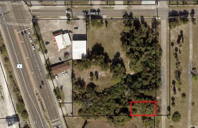 0 Hughlett Avenue, Cocoa, FL 32922 (MLS #910967) :: Vacasa Real Estate