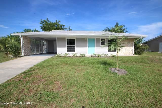 1041 Jersey Lane NE, Palm Bay, FL 32905 (MLS #910970) :: Blue Marlin Real Estate