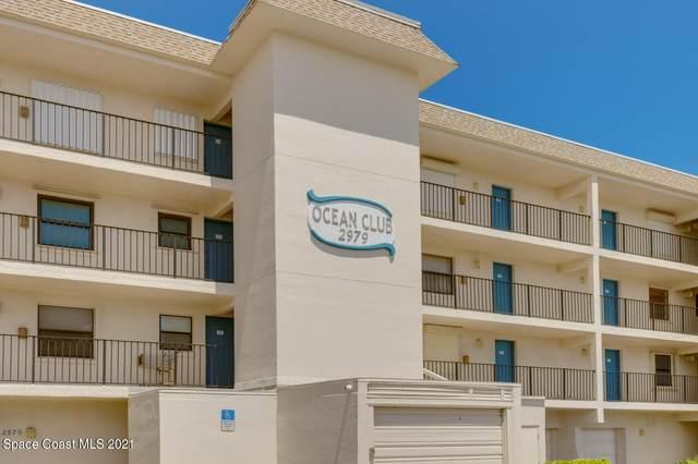 2979 S Hwy A1a #212, Melbourne Beach, FL 32951 (MLS #910971) :: Keller Williams Realty Brevard