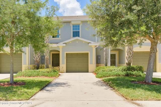 2780 Reston Street #102, Melbourne, FL 32935 (MLS #910978) :: Blue Marlin Real Estate