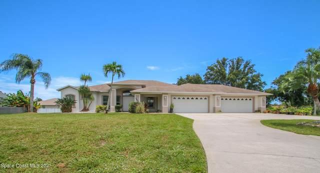 4650 N Tropical Trail, Merritt Island, FL 32953 (MLS #910986) :: Blue Marlin Real Estate