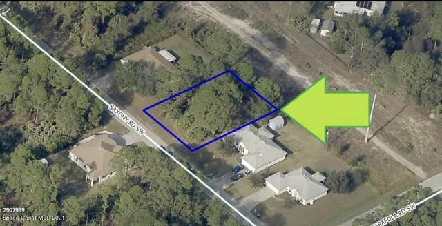 1383 SW Saxony Road SW, Palm Bay, FL 32908 (MLS #910989) :: Blue Marlin Real Estate